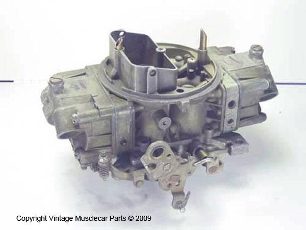 Process – Vintage Muscle Car Parts
